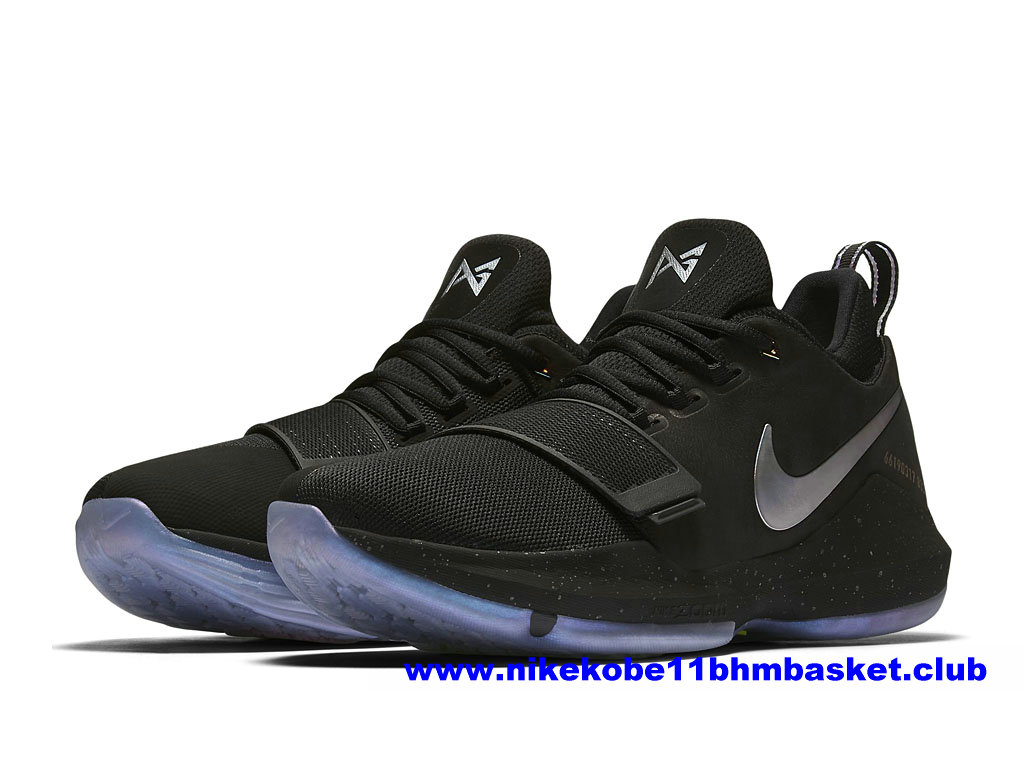 buy online 9426d 4b853 Men´s Basket Shoes Nike PG 1 Price Cheap Black/Silver 911082_099-1705290061  - Shoes Nike Kobe BasketBall Price Cheap Site Official Online - ...