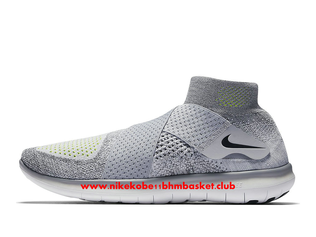 buy online 3a33c 5329d Running Shoes Nike Free RN Motion Flyknit 2017 Price Cheap For Men´s Grey   ...