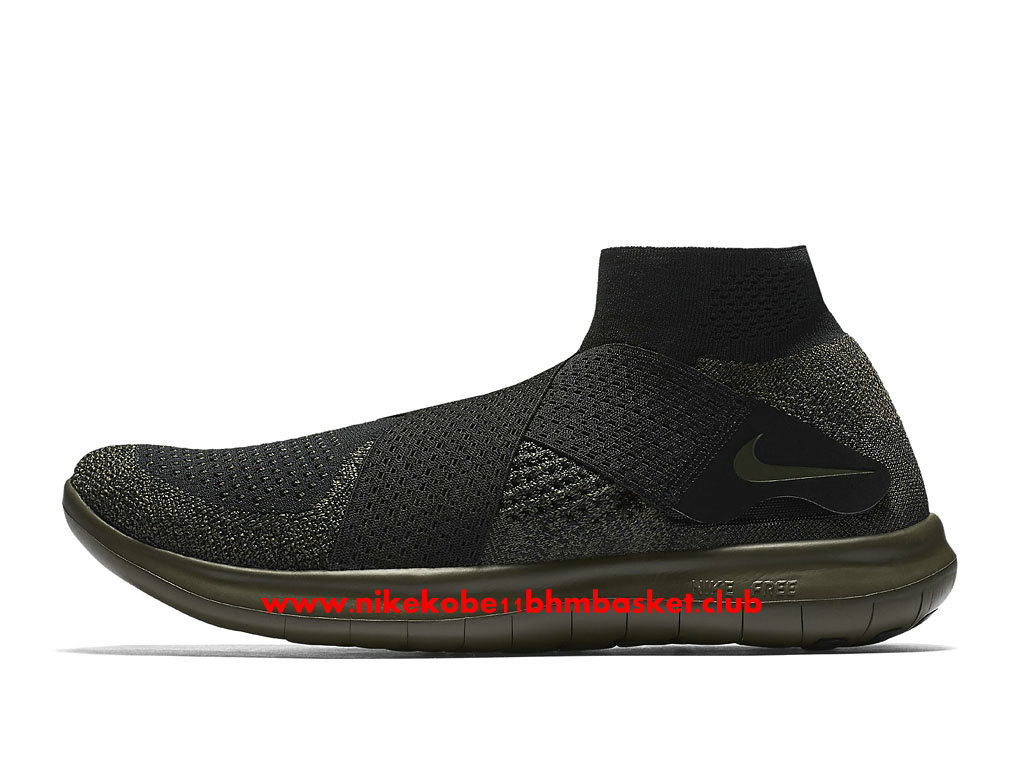 new product f2869 13870 Running Shoes Nike Free RN Motion Flyknit 2017 Price Cheap For Men´s Olive  Green ...