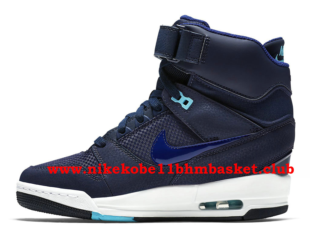 sports shoes 55ab8 a9d5e ... Women´s Shoes Nike Air Revolution Sky Hi Cheap Price Blue ...