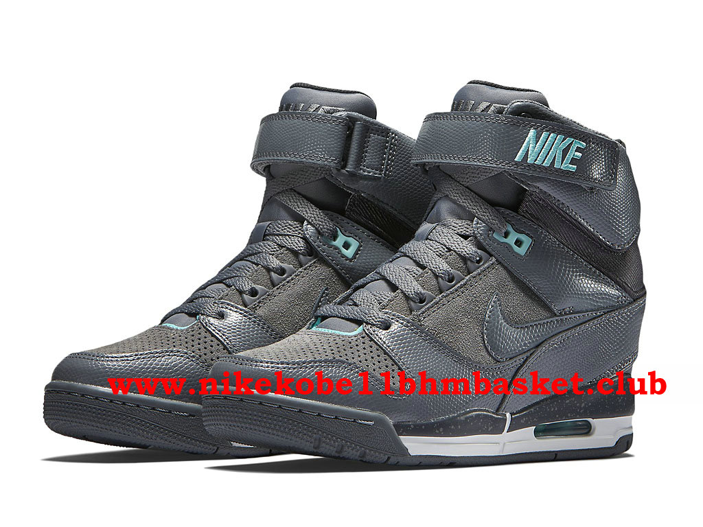 brand new 9ec78 3e627 ... Women´s Shoes Nike Air Revolution Sky Hi Cheap Price Grey Blue  599410 011 ...