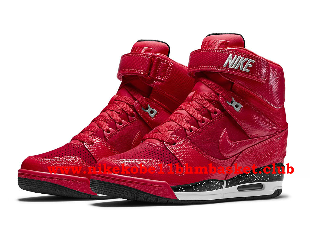 ... Women´s Shoes Nike Air Revolution Sky Hi Cheap Price Red 599410600 ...