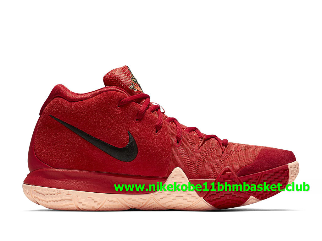 Homme Nike Kyrie 4 Prix Pas Cher Chinese New Year Rouge 943807_600