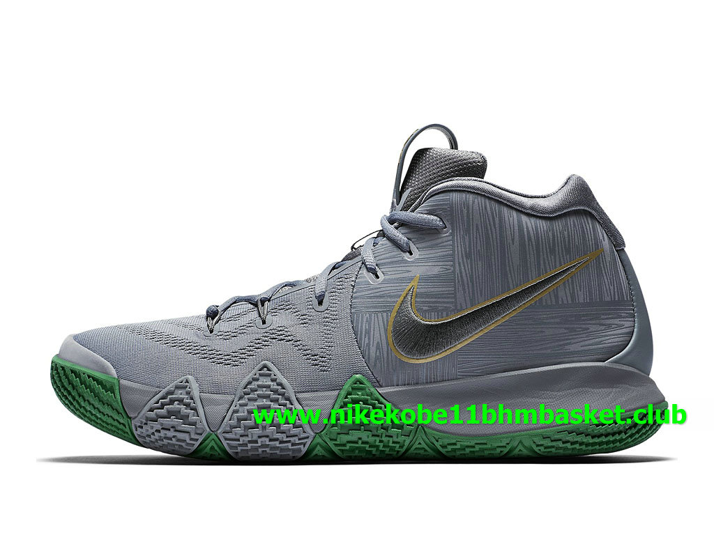 newest d874f 2eaa5 Men´s Nike Kyrie 4 Price Cheap Grey Green Black 943806_001-1803180504 -  Shoes Nike Kobe BasketBall Price Cheap Site Official Online - ...