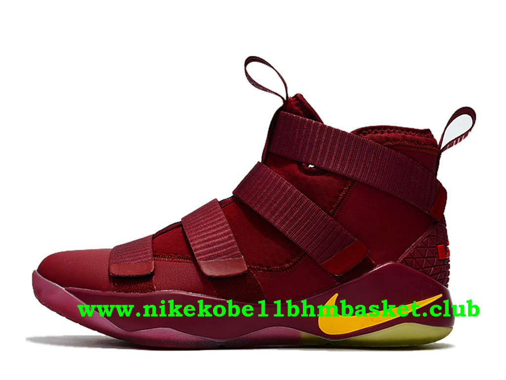 check out 4264e 3eb7f Men´s Nike Zoom LeBron Soldier 11 Price Cheap Red Yellow  897644_001-1801180486 - Shoes Nike Kobe BasketBall Price Cheap Site  Official Online - ...