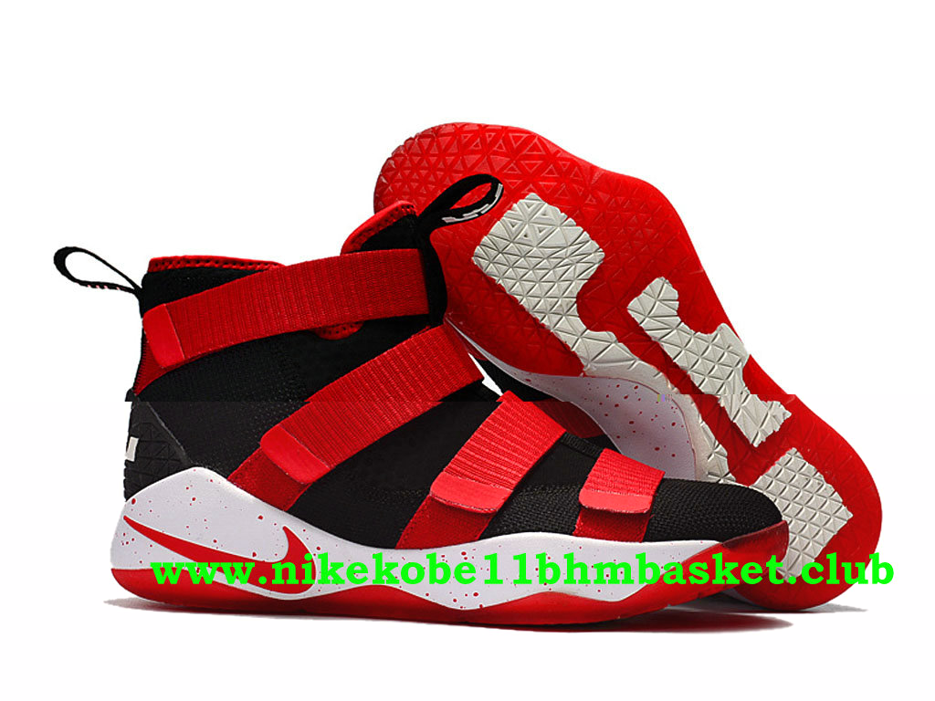 brand new 0397b feafa ... cheap mens nike zoom lebron soldier 11 price cheap red black 897644006  a3c61 6b770