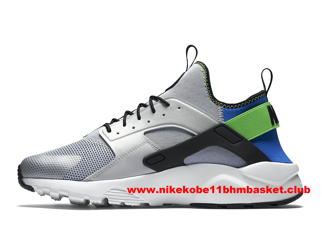 627dfa12fd ... Nike Air Huarache Ultra Men´s Nike Urh Price Cheap Silver/Grey/Black ...