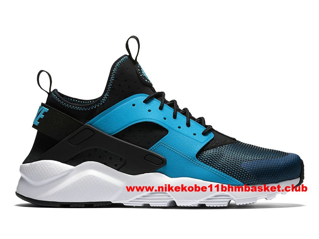 6ac22d4bd7e2 Nike Air Huarache Ultra Men´s Nike Urh Price Cheap Bleu Black Blue ...
