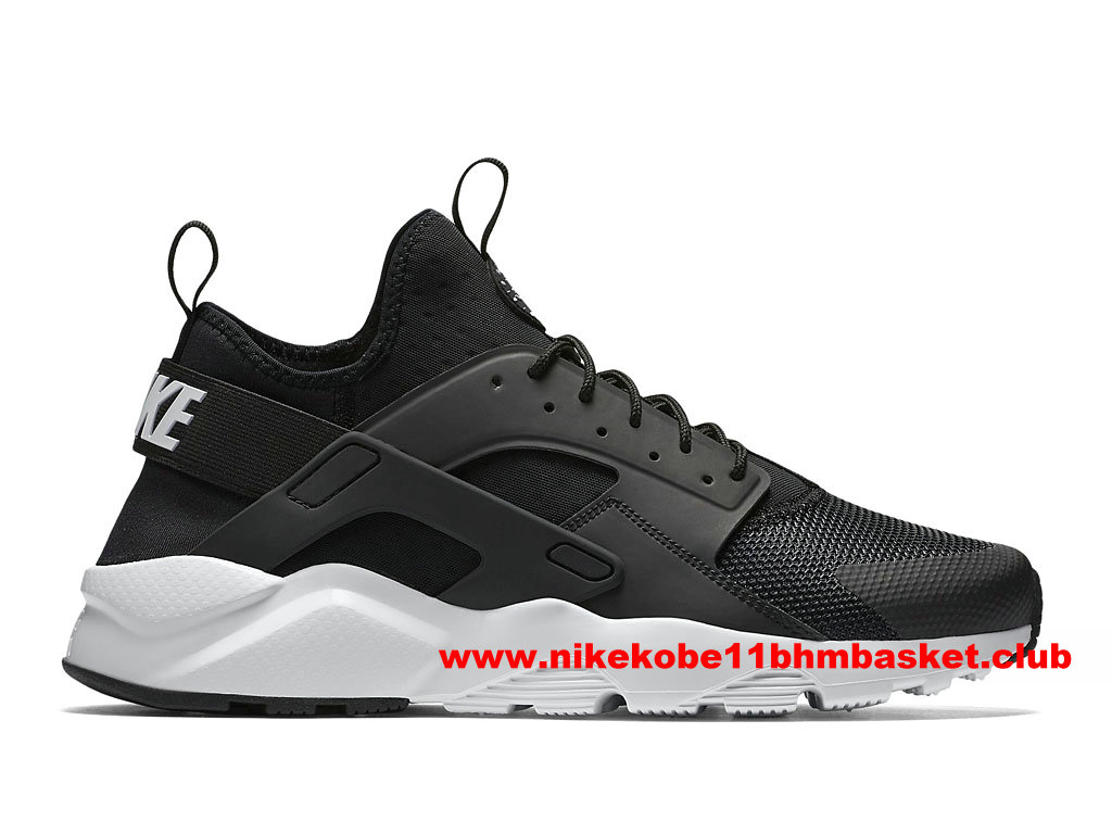 f13301b19cd6 Nike Air Huarache Ultra Men´s Nike Urh Price Cheap Black White 819685 001  ...