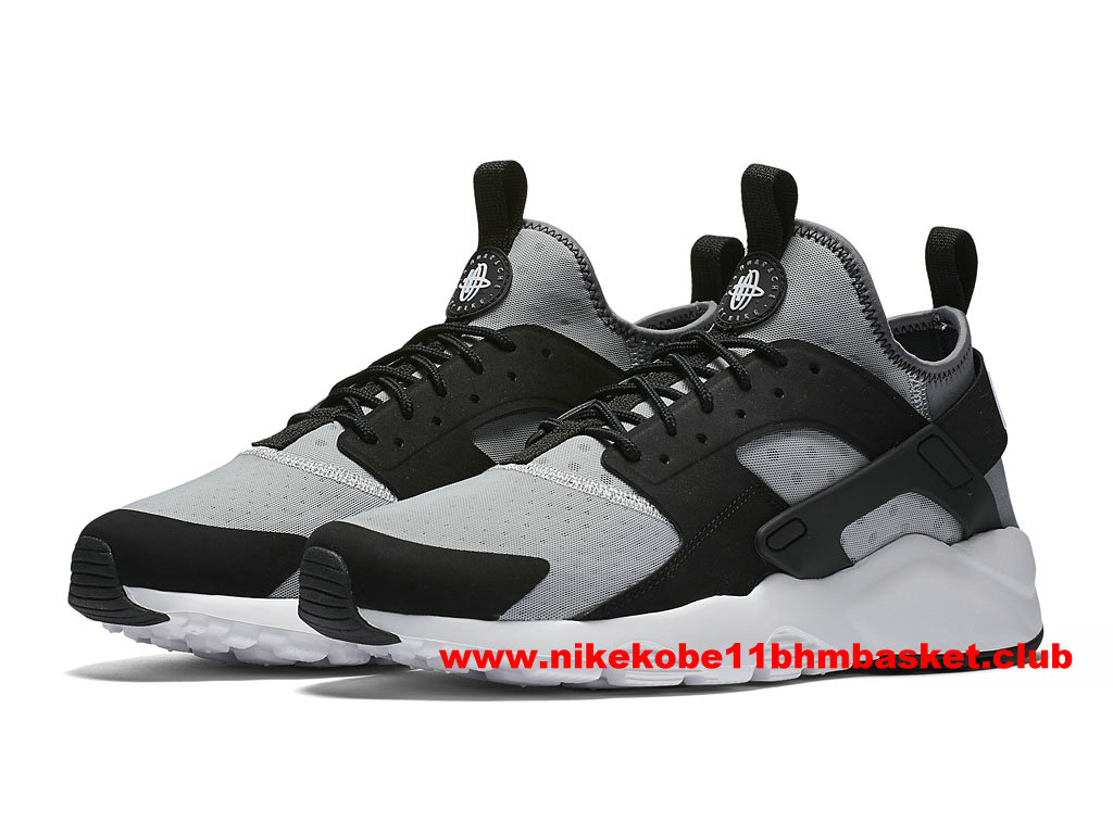 nike air huarache ultra homme nike urh prix pas cher noir gris blanc 819685 010 1706140151. Black Bedroom Furniture Sets. Home Design Ideas