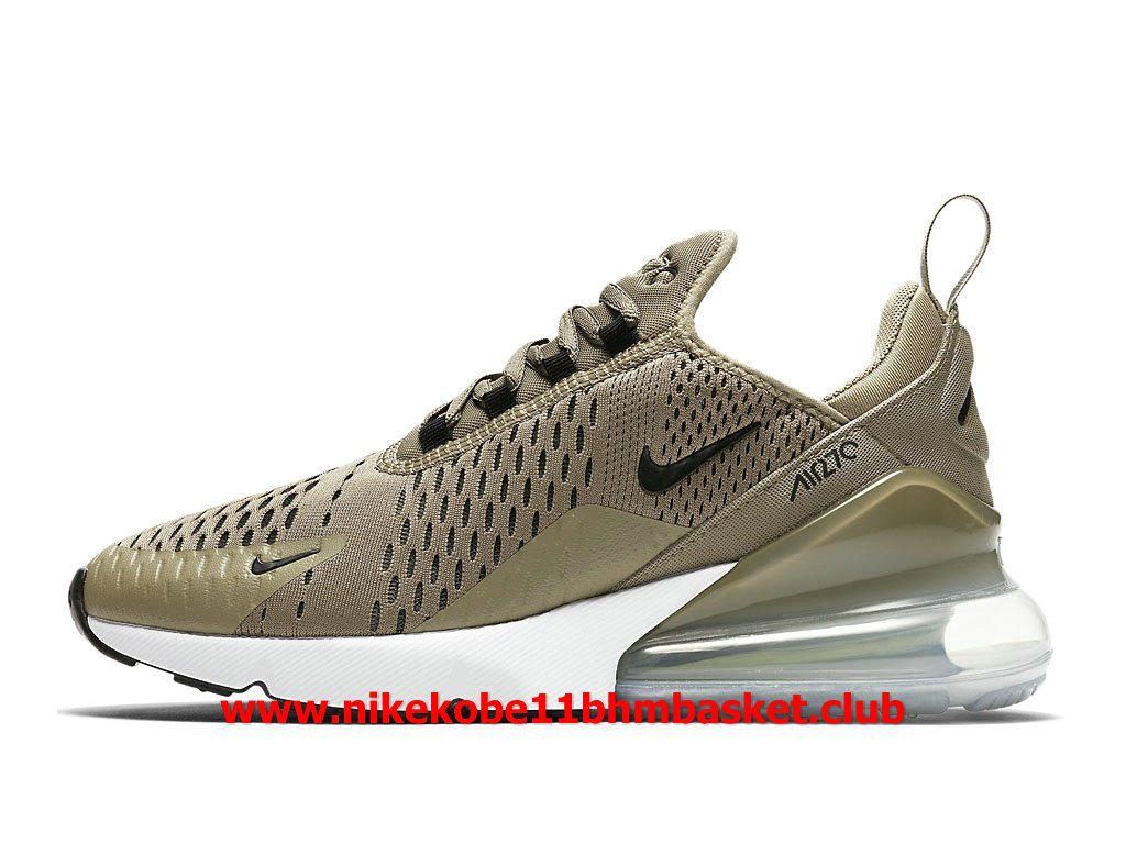 Nike Air Max 270 Femme Chaussures Prix Pas Cher Olive Green AH6789_200