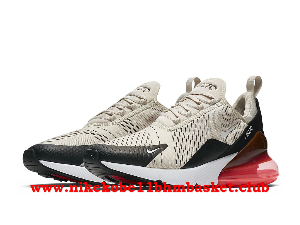 2c460fa3005 Nike Air Max 270 Men´s Price Cheap Beige White Black Red AH8050 003 ...