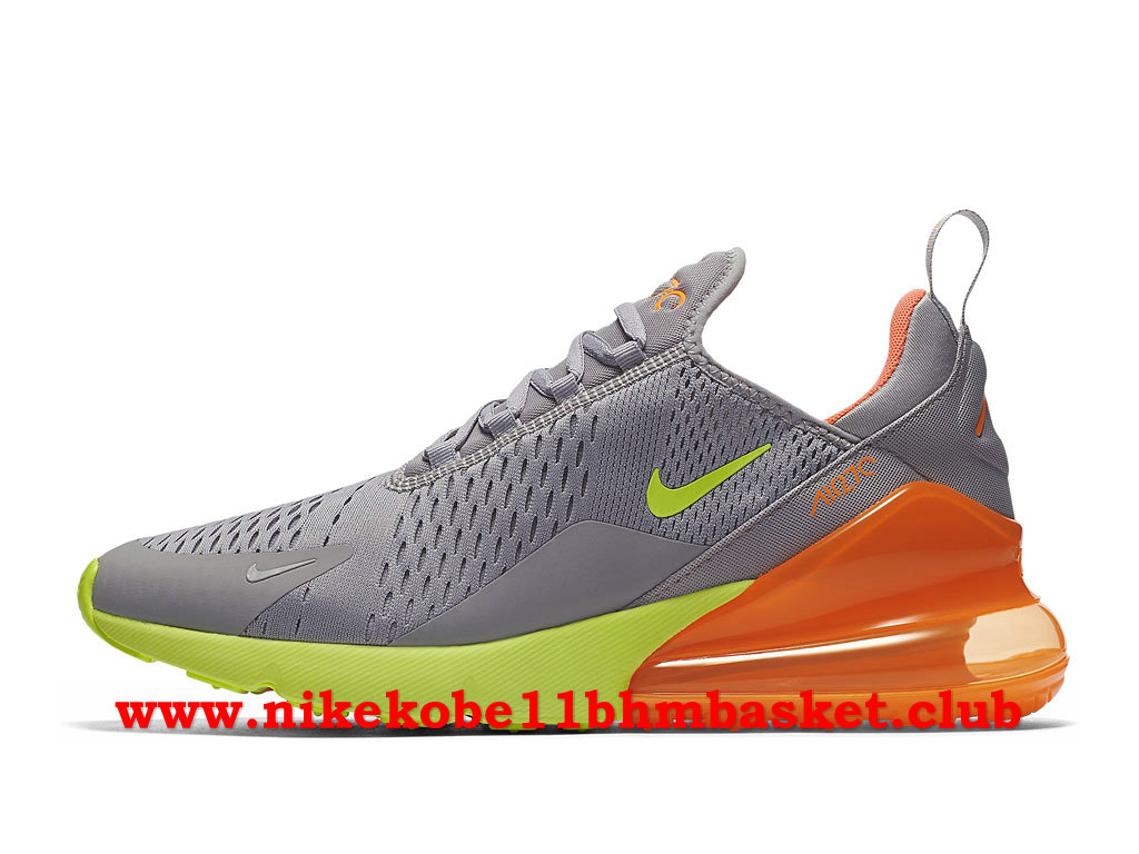 quality design 92f7b f454b Nike Air Max 270 Men´s Price Cheap Grey Green Orange AH8050 012 ...