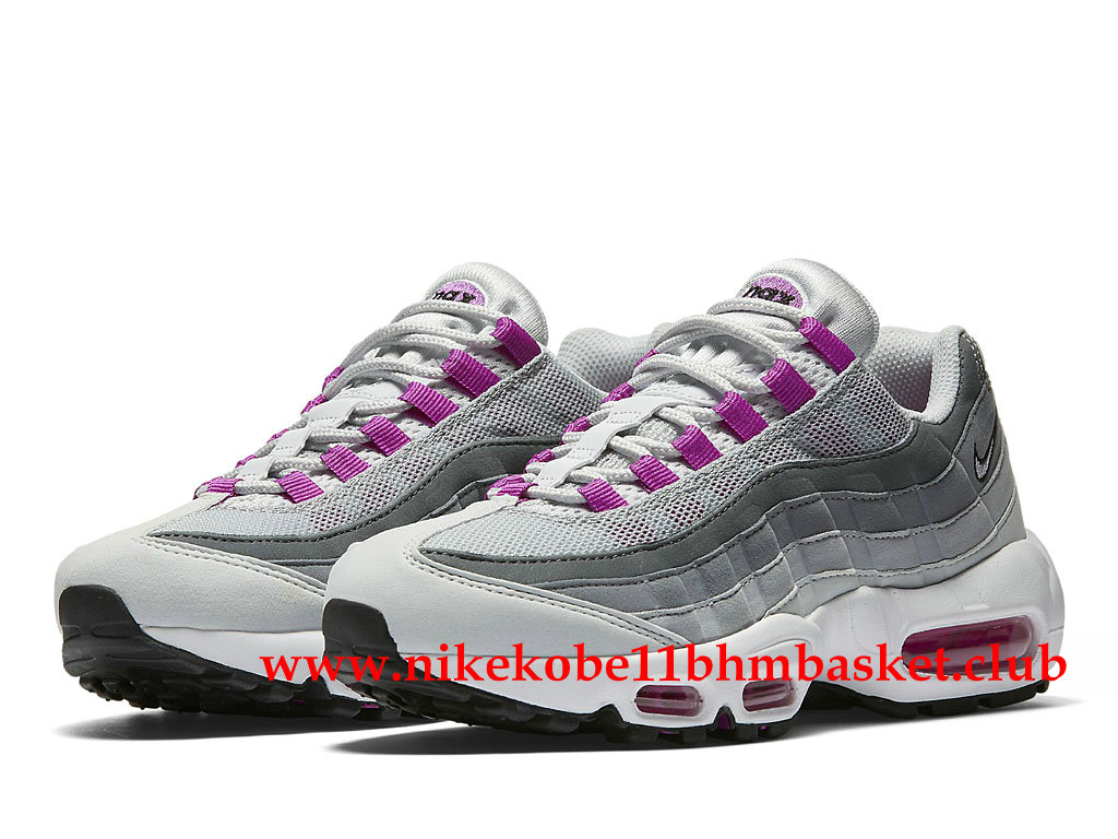 competitive price 43a35 6afb4 ... Nike Air Max 95 Women´s Cheap Price Gray White Pink 307960 001 ...