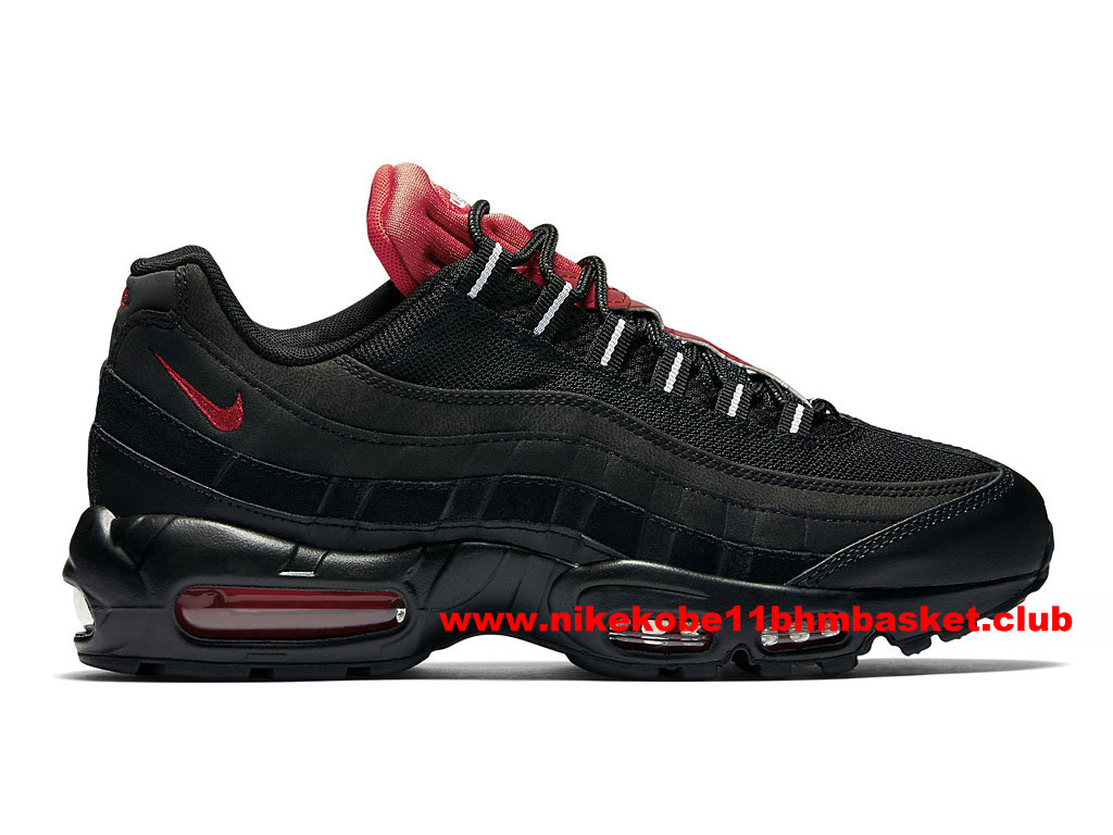 promo code 64464 53a4b ... denmark nike air max 95 mens price cheap black red 749766016 3a335 c12e3