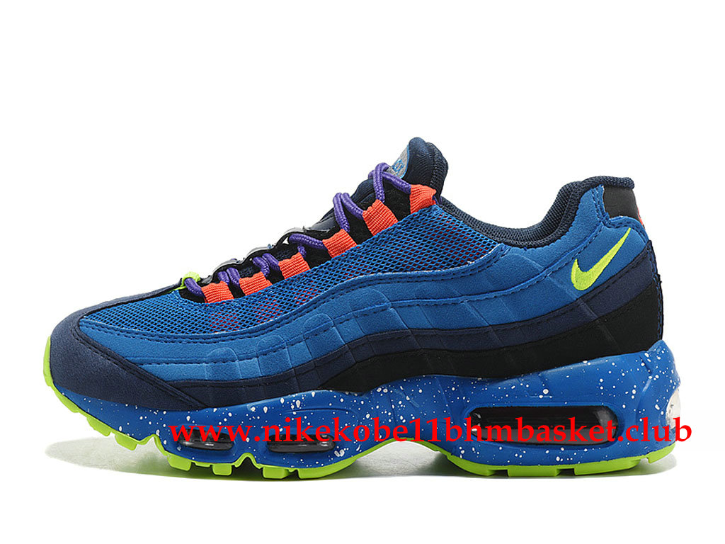 new style 05b09 bd6b3 Nike Air Max 95 Women´s Cheap Price Blue Black Green Pink  307960_ID005-1711210426 - Shoes Nike Kobe BasketBall Price Cheap Site  Official Online - ...
