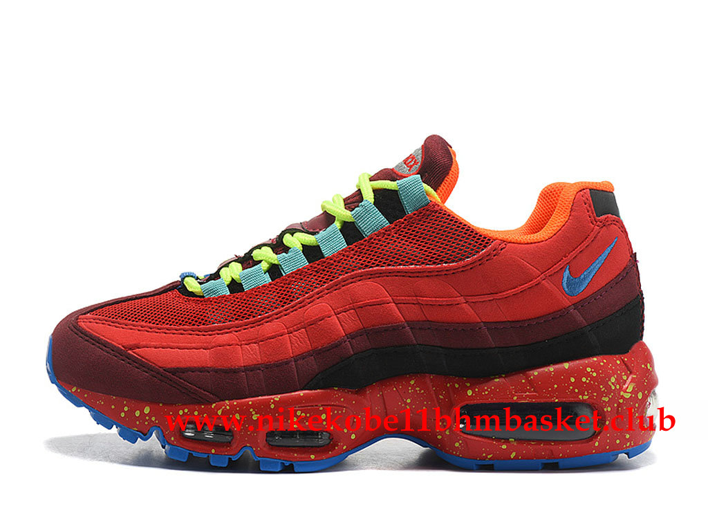 separation shoes 0606b 56ed0 Nike Air Max 95 Women´s Cheap Price Red Brown 307960ID006 ..