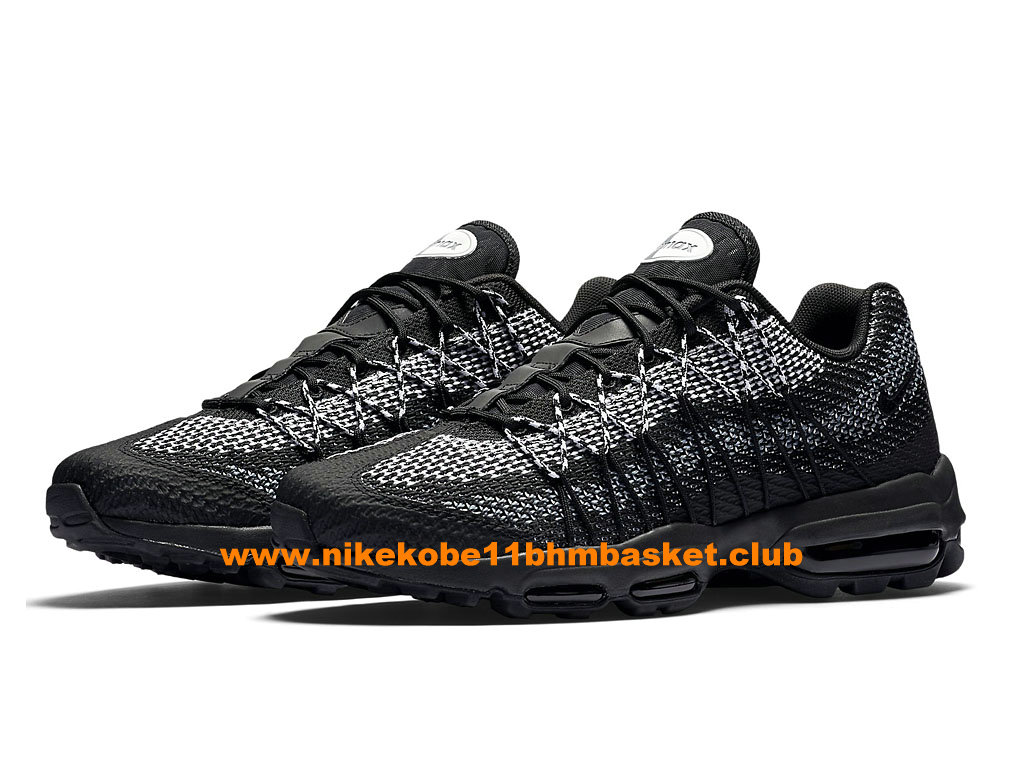 68de5bd67f89f ... Nike Air Max 95 Ultra Jacquard Men´s Price Cheap Black/White 749771_002  ...
