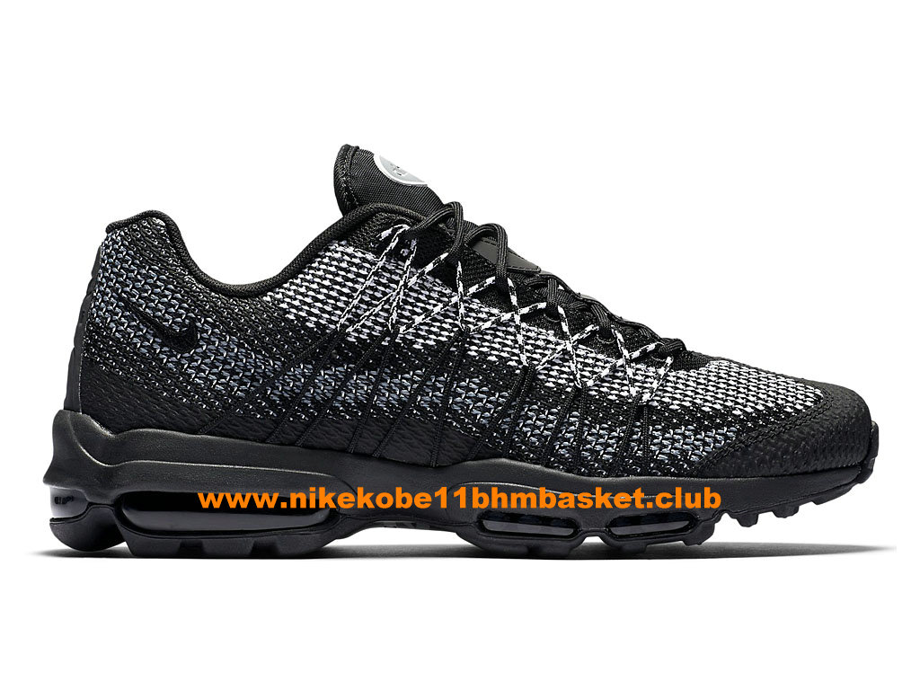 9b311c5d998 Nike Air Max 95 Ultra Jacquard Men´s Price Cheap Black White 749771 002 ...