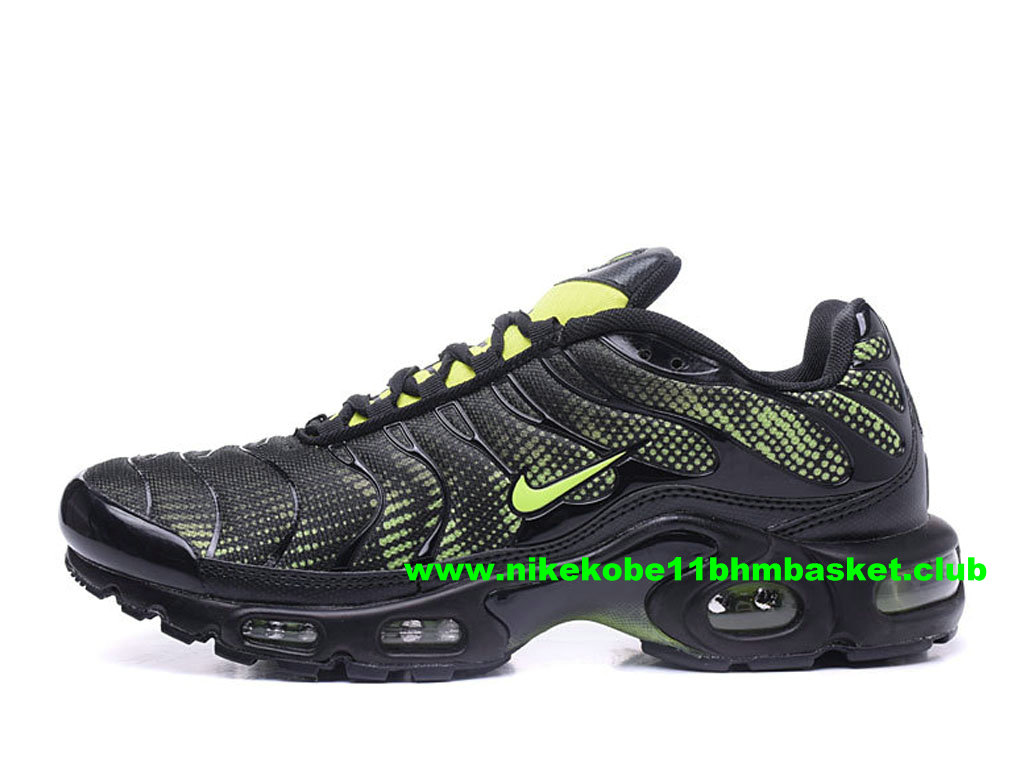 another chance 2268e 5f08e Nike Air Max Plus Nike TN Men´s Price Cheap Black Green ...