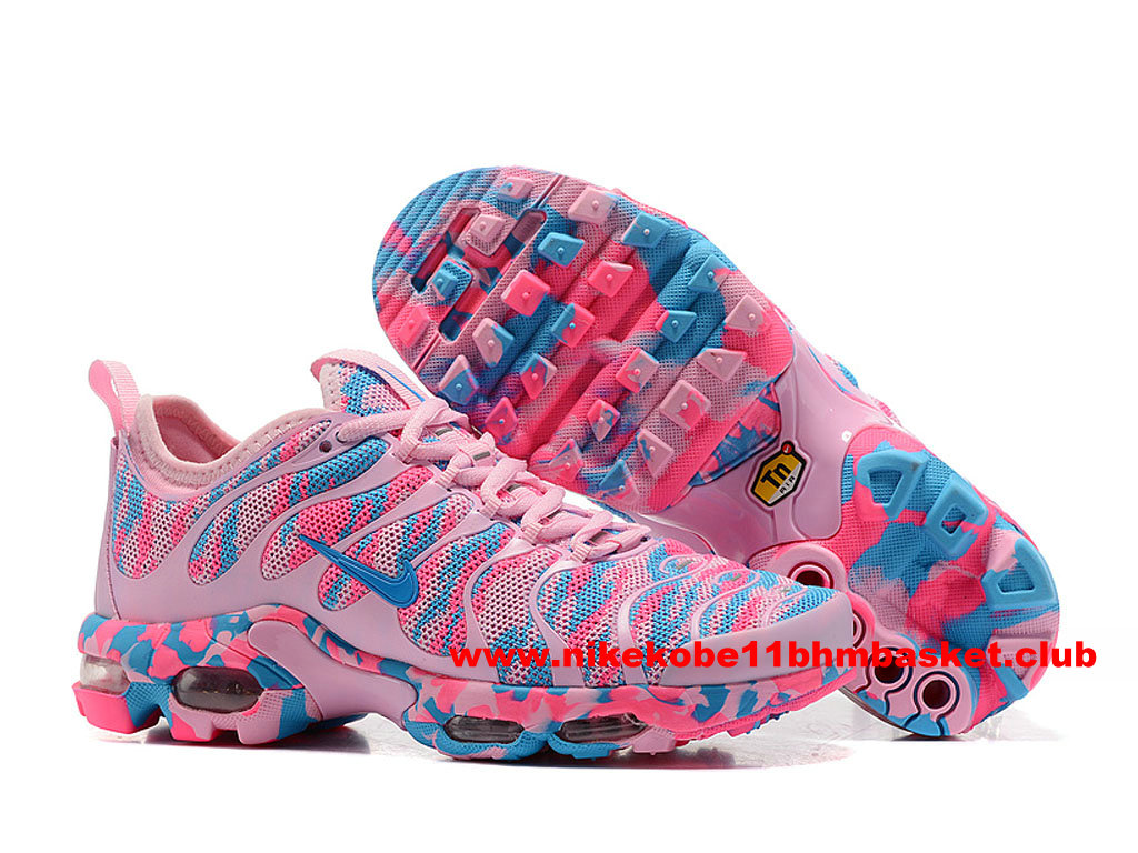 e7fc5d5b2d7 Nike Air Max Plus TN Ultra Women´s Cheap Price Pink Blue-1707180206 ...
