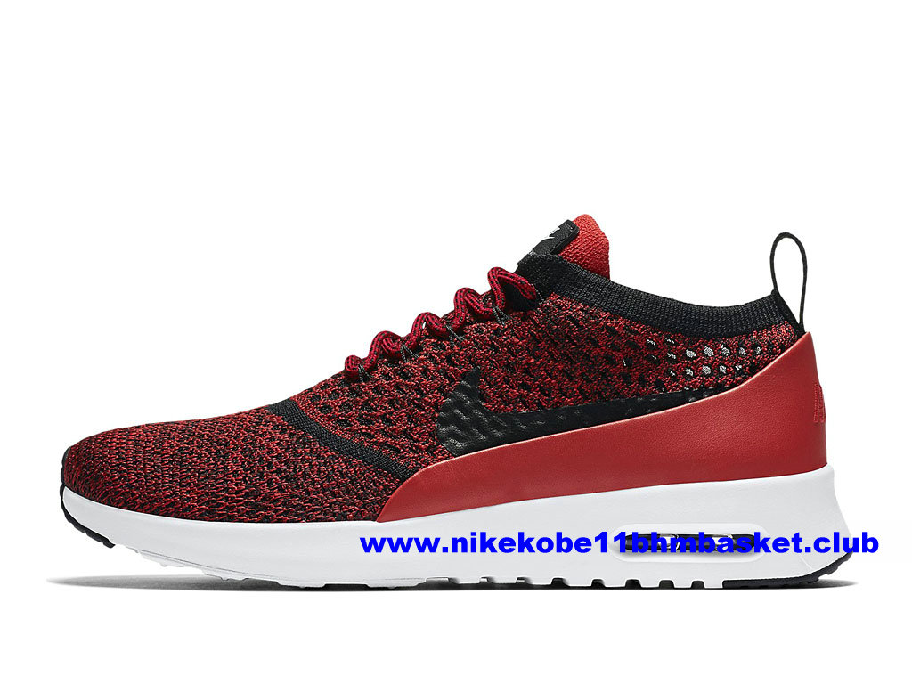 best website 01a0c 71a8c Nike Air Max Thea Ultra Flyknit Women´s Price Cheap Red/Black 881175_601 ...