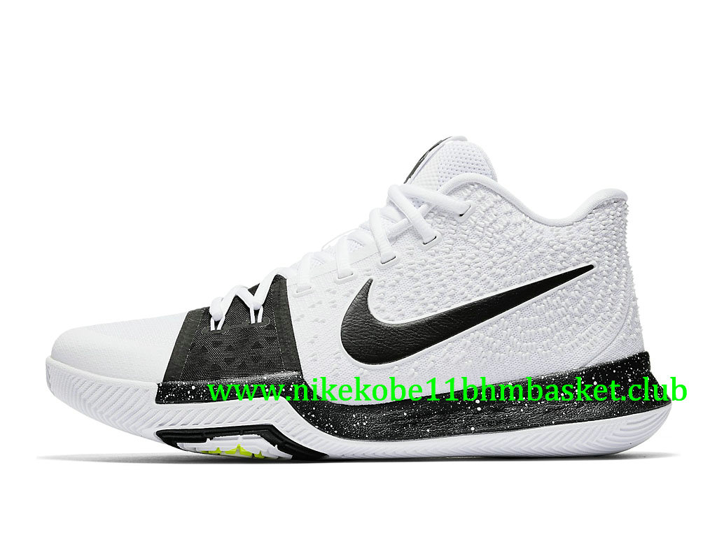 best loved 8d35a 6b050 Nike Kyrie 3 Men´s Cheap Price White Black 917724_100-1712130454 - Shoes  Nike Kobe BasketBall Price Cheap Site Official Online - ...