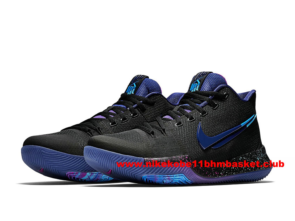 big sale 80db6 65931 ... basketball shoes white silver 852395 103 d80fa 0eee7  purchase nike  kyrie 3 mens cheap price black blue purple 852396003 546af 518f4