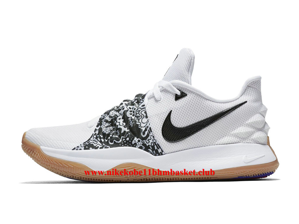 Nike Kyrie Low Chaussures Homme Prix Pas Cher White Black AO8979-100