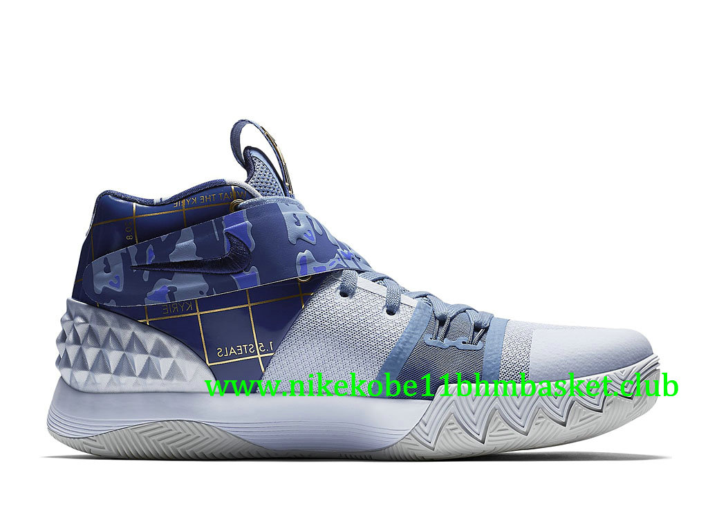 ... Nike Kyrie S1HYBRID Men´s Cheap Price Blue White AJ5165902 ...