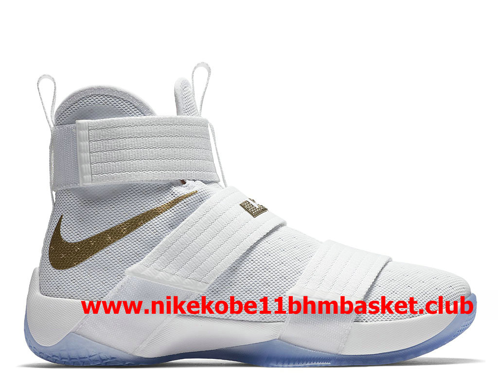 detailed look 2127e b74e6 Nike LeBron Soldier 10 Men´s Cheap Price White Gold 925431_900-1711080360 -  Shoes Nike Kobe BasketBall Price Cheap Site Official Online - ...