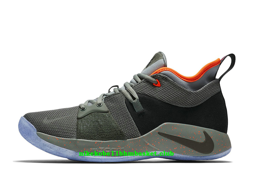 coupon nike pg 2 mens cheap price grey olive black orange ao1757300 2761c  a88cd 310d926f3