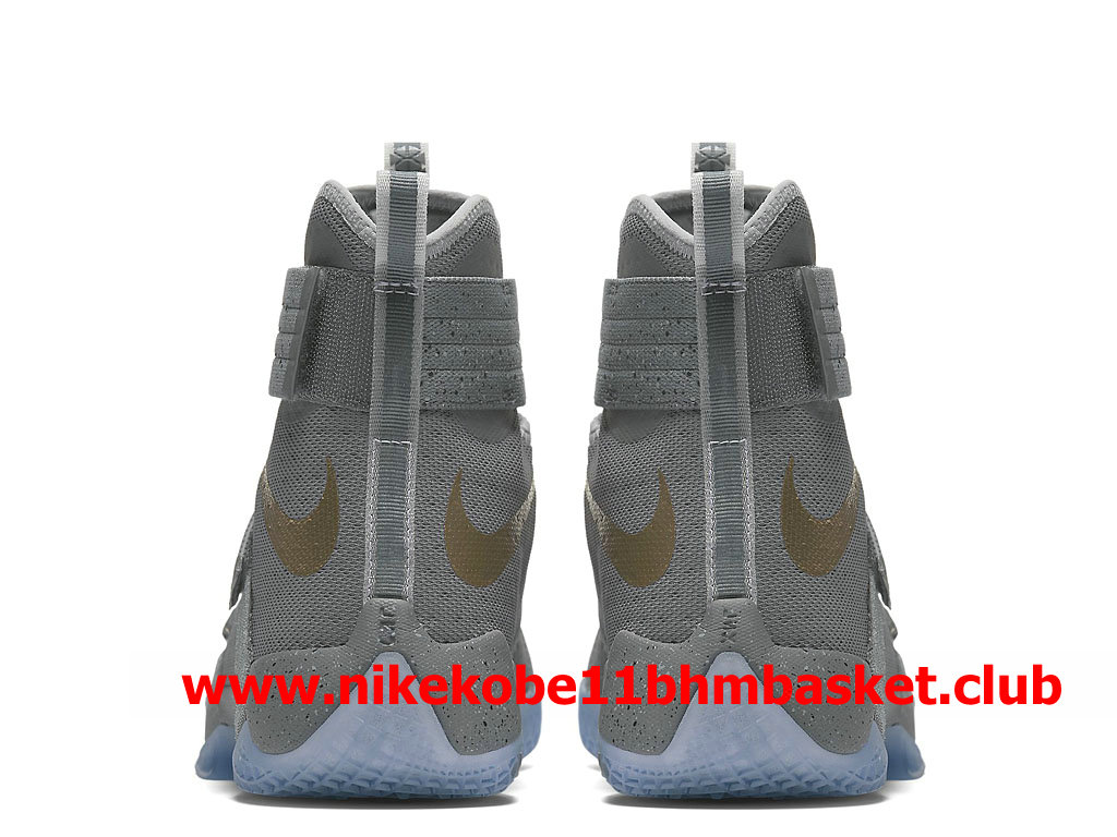 best website d27cb e9307 Nike Zoom LeBron Soldier 10 Men´s Cheap Price Battle Grey 899620 ...