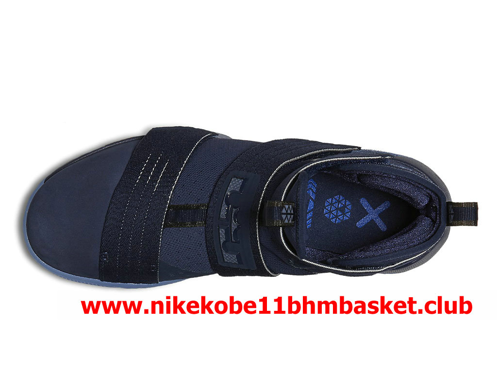 various colors cf25f 0ddc1 ... Nike Zoom LeBron Soldier 10 Men´s Cheap Price Midnight Navy 844378 444  ...